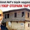 Mehmet Akif Ersoy'un Sit Alanında Yıkılan Evi İçin 12 Yıl Sonra Soruşturma